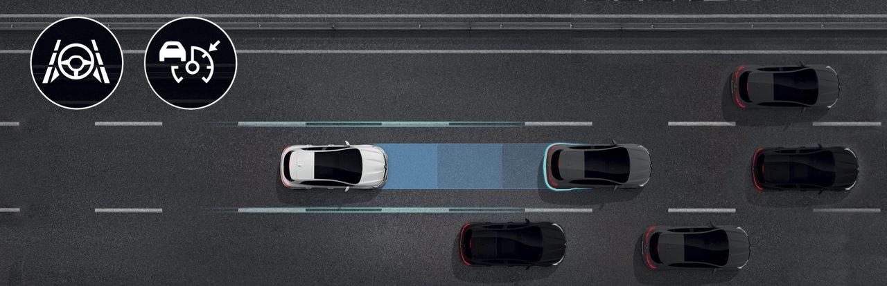 Motorvei- og trafikkorkassistent