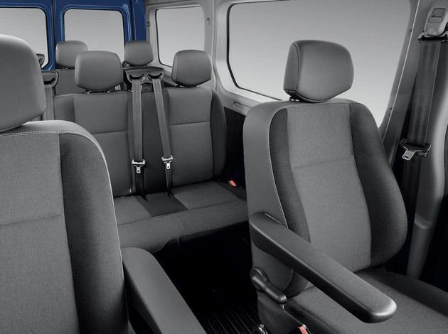 Nyt godt av komforten i kjøretøyet ditt