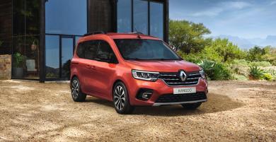 Nye Renault Kangoo